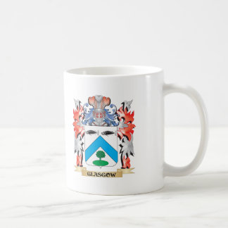 Glasgow Coat of Arms - Family Crest Coffee Mug