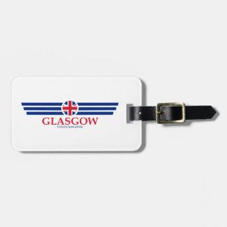 Glasgow Luggage Tag
