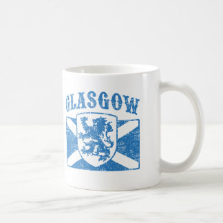 Glasgow Scotland Coffee Mug