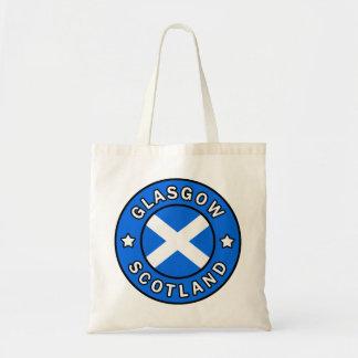 Glasgow Scotland tote bag