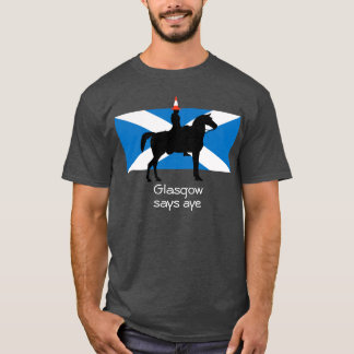 Glasgow Scottish Independence T-Shirt