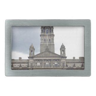 Glasgow Town Hall Belt Buckles