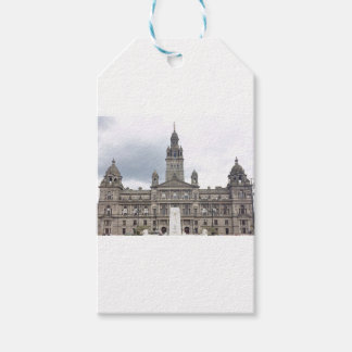 Glasgow Town Hall Gift Tags