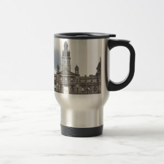 Glasgow Town Hall Travel Mug