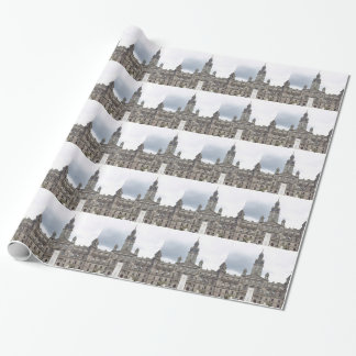 Glasgow Town Hall Wrapping Paper