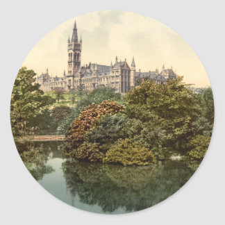 Glasgow University Stickers