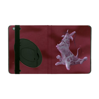 GLASH ALIEN 2 Powis iCase iPad 2/3/4  Kickstand iPad Cover