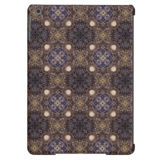 glass abstract pattern iPad air covers