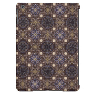 Glass abstract pattern case for iPad air