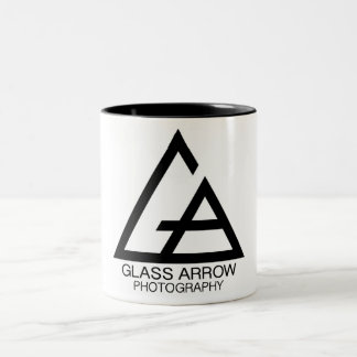 Glass Arrow Photography Mug