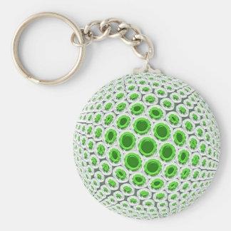 Glass ball Keychain