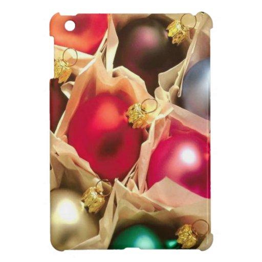 Glass balls iPad mini covers