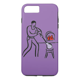 Glass Blowers are Hot iPhone 8 Plus/7 Plus Case