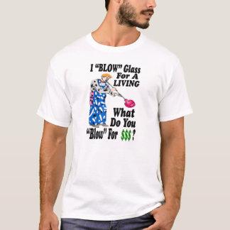 Glass Blowing T-Shirt