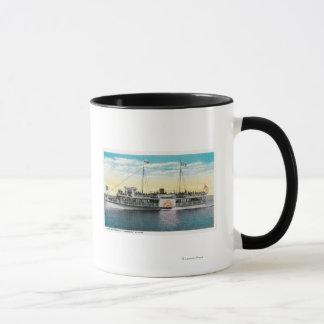 Glass Bottom Boat, Emperor, Avalon Mug