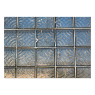 Glass Bricks atc aceo Pack Of Chubby Business Cards