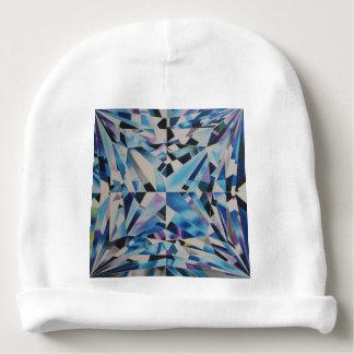Glass Diamond  Baby Cotton Beanie Baby Beanie