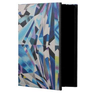 Glass Diamond iPad Air 2 Case with No Kickstand