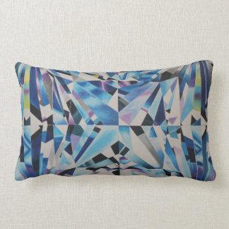 Glass Diamond Lumbar Cushion