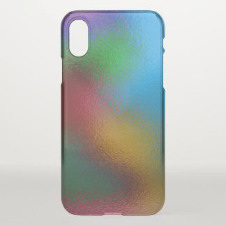 Glass Distort (10 of 12) iPhone X Case