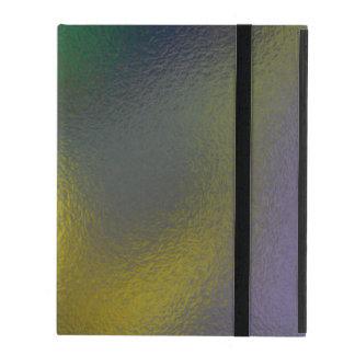 Glass Distort (11 of 12) (Yellow) iPad Cases