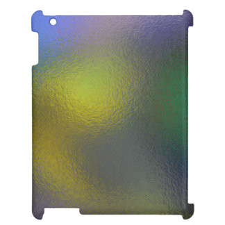 Glass Distort (11 of 12) (Yellow) iPad Covers