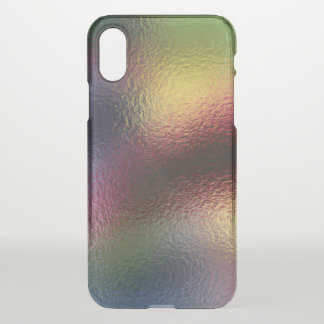 Glass Distort (1 of 12) iPhone X Case