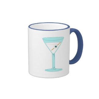 Glass Eye Human Eyeball Martini Mug