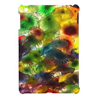GLASS FLOWERS iPad MINI COVER