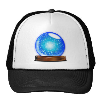 Glass Globe Smow Storm Cap