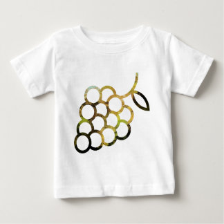 Glass Grapes Baby T-Shirt