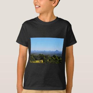 GLASS HOUSE MOUNTAINS QUEENSLAND AUSTRALIA T-Shirt