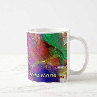 Glass Jar - View Thru the Glass Basic White Mug