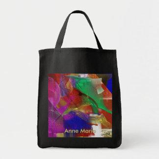 Glass Jar - View Thru the Glass Grocery Tote Bag