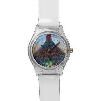 Glass jar watches