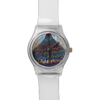 Glass Jar Wrist Watches