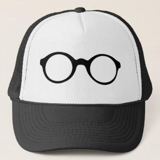 Glass Lenses Trucker Hat
