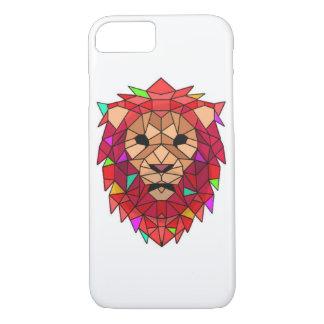 Glass Lion Phone Case