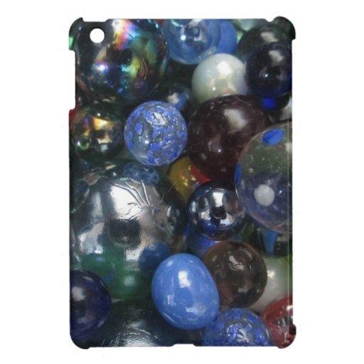 Glass Marbles iPad Mini Cover