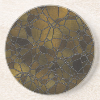 Glass Mosaic Images Coaster