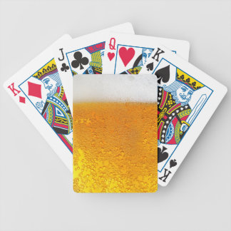 Glass of Beer #1 Playing Cards