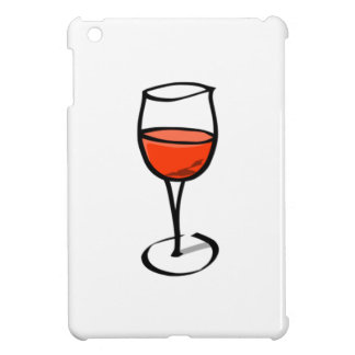 Glass of Wine Case For The iPad Mini