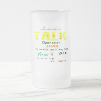 glass - operation coffee mug