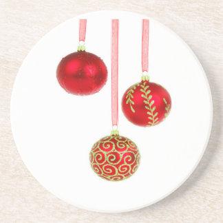Glass Ornaments Coaster