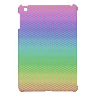 Glass Rainbow Cover For The iPad Mini