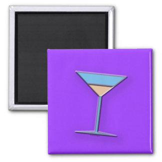 Glass Square Magnet