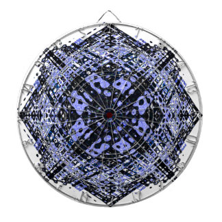 Glass Star Dome Dartboard