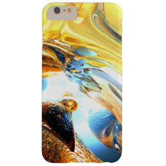 Glass Tidal Wave Abstract Barely There iPhone 6 Plus Case