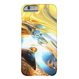 Glass Tidal Wave Abstract Barely There iPhone 6 Case