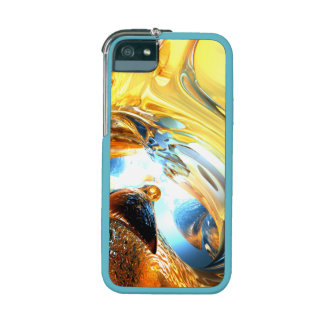 Glass Tidal Wave Abstract iPhone 5 Cover